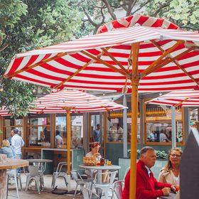 Timber Umbrellas